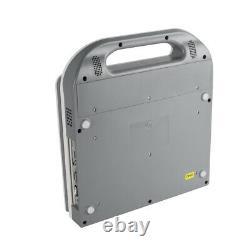 12.1 Handheld Digital ultrasound Ultrasound Scanner 3.5Mhz Convex Probe FDA CE