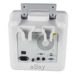 3D Portable LCD Digital Ultrasound Scanner Machine Convex +Transvaginal 2Probes