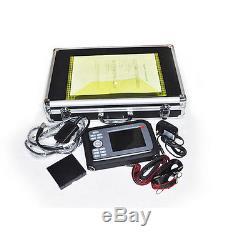 5.5''Color LCD Digital Handheld Ultrasound Scanner HandScan +7.5Mhz Linear Probe