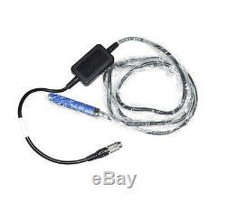 5.5''Color LCD Digital Handheld Ultrasound Scanner HandScan +Transvaginal Probe