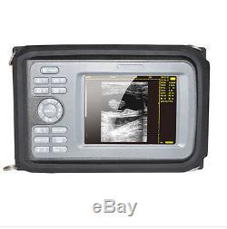5.5 Handheld Digital Ultrasound Scanner Machine Convex Transducer + oximeter