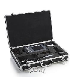 5.5In Portable Handheld Digital Ultrasound Scanner Machine Cardiac Probe+Battery