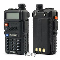 5 Pack Handheld Scanner Portable 2-Way Digital Radio Transceiver Antenna New