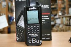 B Grade Uniden Bearcat UBCD-3600XLT Digital Handheld Scanner