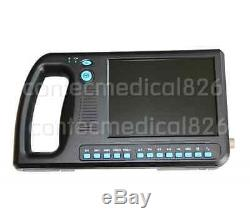 CE VET Veterinary Portable Ultrasound Scanner PalmSmart Machine 7.5Mhz Rectal