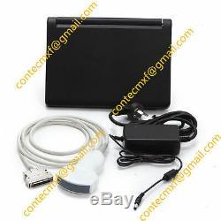 CMS600P2 Digital Portable Ultrasound Scanner B ultrasonic Machine w Convex Probe