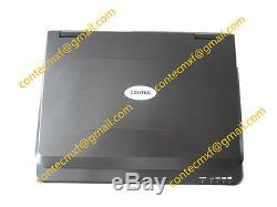 CMS600P2 Portable 10.1 Inch LCD Laptop Ultrasound Scanner Machine CONVEX Probe