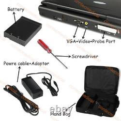 CMS600P2 VET Veterinary Laptop Ultrasound Scanner Machine + 3.5mhz Convex probe