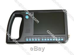 CONTEC Digital Handheld Veterinary Ultrasound Scanner Machine+ Rectal Probe+ USB