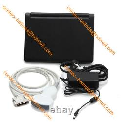 CONTEC Laptop B-Ultrasound Diagnostic System /scanner Human Use With 3 Probes CE