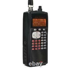 Digital Handheld Radio Scanner Whistler Receive Monitor Storm Condition Consumer