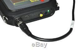 Digital Handheld Ultrasound Scanner Machine+ Animal Rectal Sensor Veterinary USA