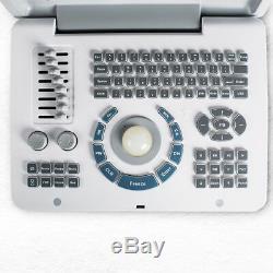 Digital Handheld Ultrasound Scanner Machine with 3.5MHz Convex Probes+ Free 3D