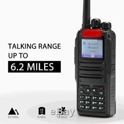 Digital Police Scanner & Transceiver DMR UHF/VHF- Recieve & Transmit Handheld