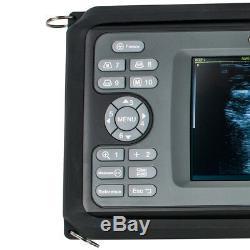 Digital Portable Handheld Ultrasound Scanner Cardiac+Micro-convex Probe Tool FDA