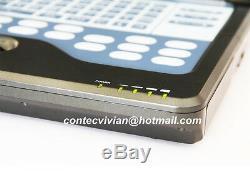 FDA US Fedex Portable laptop machine Digital Ultrasound Scanner 3.5 Convex Probe