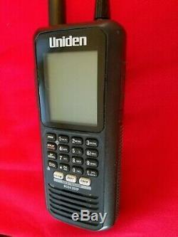 Great! Uniden BCD436HP HomePatrol Series Digital Handheld Scanner