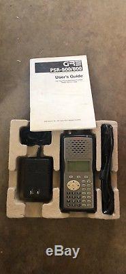 Grecom Psr-500 Handheld Digital Trunking Scanner Receiver