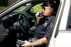 Hand Held Scanner Emergency Police Digital Radio Fire Air HAM Marine Weather AA