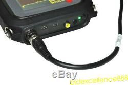 Handheld Animal Digital Ultrasound Scanner Unit Rectal Transducer Veterinary USA