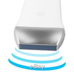 Handheld Digital WIFI Wireless Ultrasound Scanner Machine Linear Probe 7.5Mhz CE