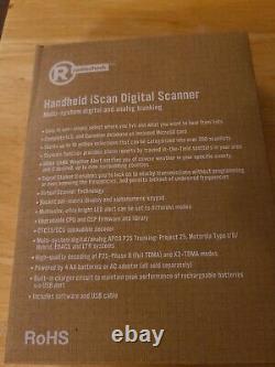 Handheld IScan Digital Scanner Pro-668