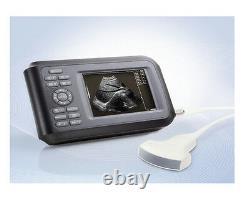 Handheld Ultrasound Scanner System Digital Convex Probe For Pregnancy Human