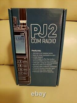 Handheld digital scanner communications radio