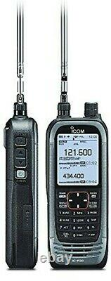 ICOM IC-R30 Wide Band FM/AM/SSB/CW Scanner Handheld Receiver Radio JAPAN 490