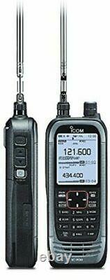 ICOM IC-R30 Wide Band FM/AM/SSB/CW Scanner Handheld Receiver Radio New
