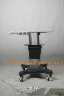 Medical Cart Mobile Trolley cart for CONTEC laptop portable Ultrasound Scanner