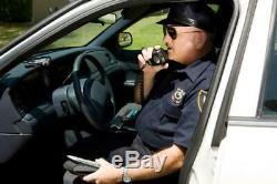 NEW Handheld Portable Police Radio Scanner 500 Channel Digital Uniden BC125AT