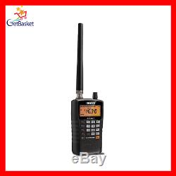 New Handheld Radio Scanner Police Emergency Fire Digital Portable Aircraft