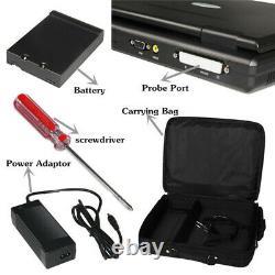 Portable B-Ultrasound Scanner+convex Probe+micro-convex cardiac probe, USA FDA
