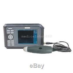 Portable Ultrasound Scanner Machine Handheld Pregnancy Animal Veterinary +CaseUS
