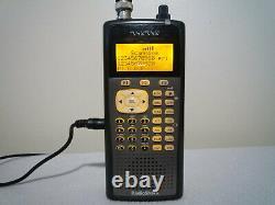 RADIO SHACK Digital Trunking Handheld Scanner with Power Cord PRO-106