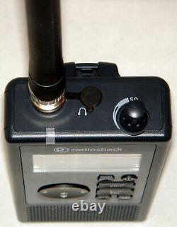 RADIO SHACK PRO-668 Digital Scanner