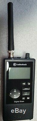 RADIO SHACK PRO-668 Digital Scanner (AKA WHISTLER 1080)
