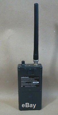 RADIO SHACK Pro-668 Handheld Digital iScan Trunking Scanner, radioshack