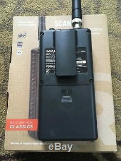 RADIO SHACK Pro-668 (Whistler WS1080) Handheld Digital Trunking Scanner