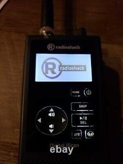 RADIOSHACK PRO-668DIGITAL ISCAN SCANNER Tested Works