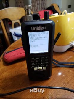 RELISTED Uniden BCD436HP HomePatrol Series Digital Handheld Scanner