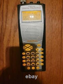 Radio Shack Digital Trunking Handheld Scanner PRO-96 20-526 Very Nice LK
