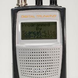 Radio Shack Digital Trunking Handheld Scanner PRO-96 NICE 20-526 Tested Great