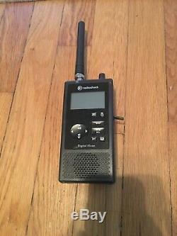 Radio Shack Handheld Digital Trunking Scanner Pro 668 / Whistle WS1080 EX Scan