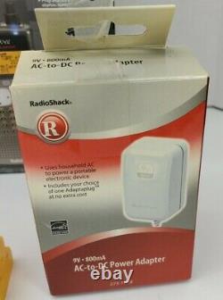 Radio Shack PRO 106 digital trunking scanner complete in box