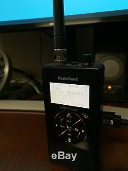 Radio Shack PRO-18 Handheld iScan Digital Trunking Scanner P25