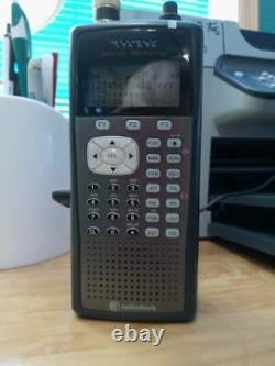Radio Shack PRO-651 Handheld Digital Radio Scanner Immaculate Condition