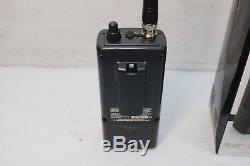 Radio Shack PRO-651 digital trunking handheld scanner