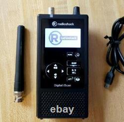 Radio Shack PRO-668 Digital Trunking Scanner DMR Whistler Upgraded Model